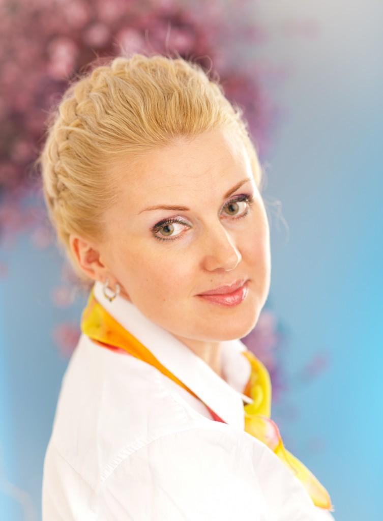 Косметик Елютина Светлана